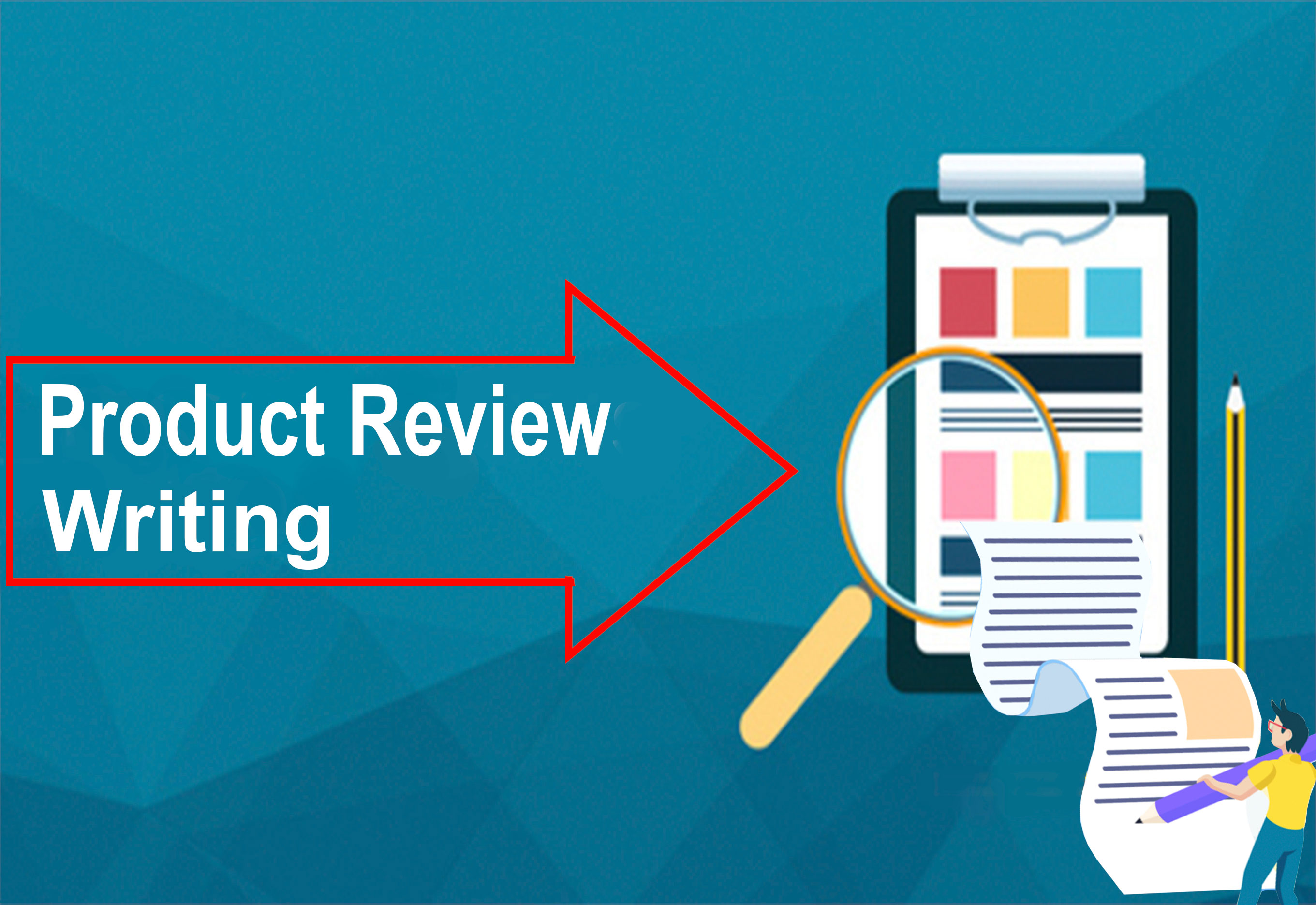 Get the High-Quality 600+ Words Product Review writing With Cheap Rate