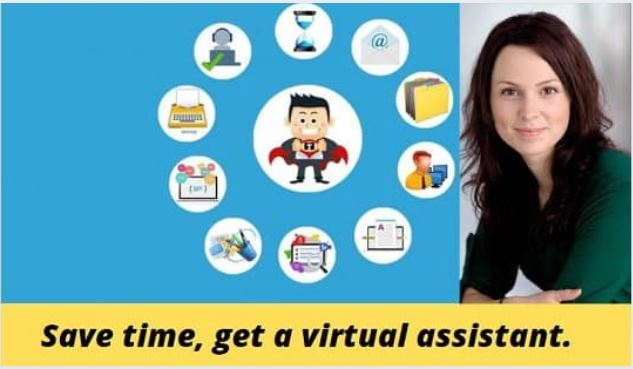 I will be your virtual assistant to assist you