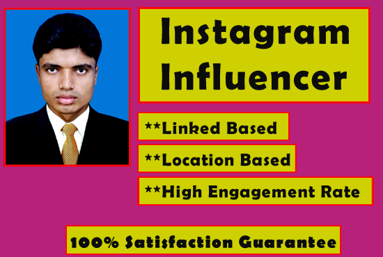 I will find top audience list of instagram influencer for your business
