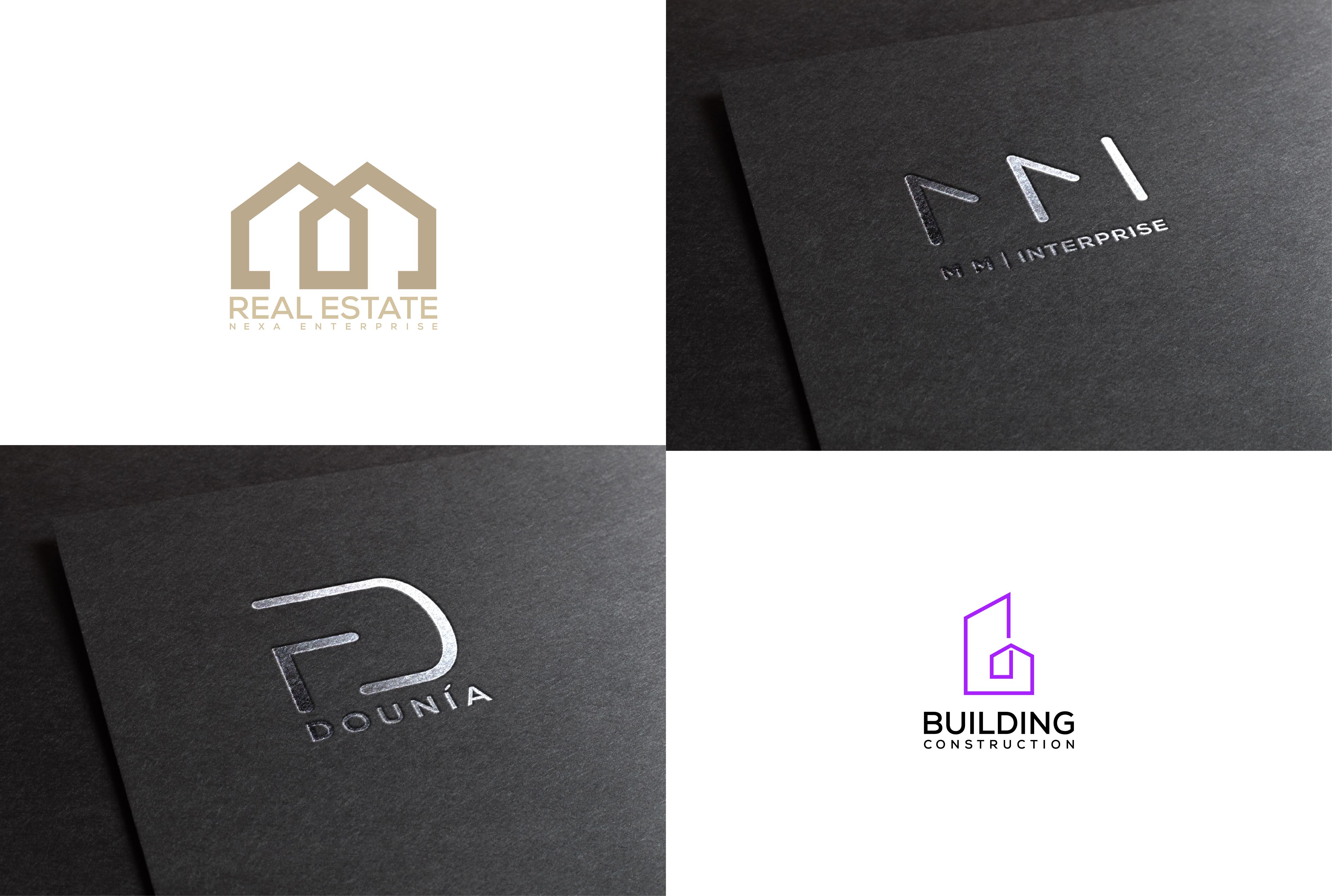 I will do modern creative minimalist logo design