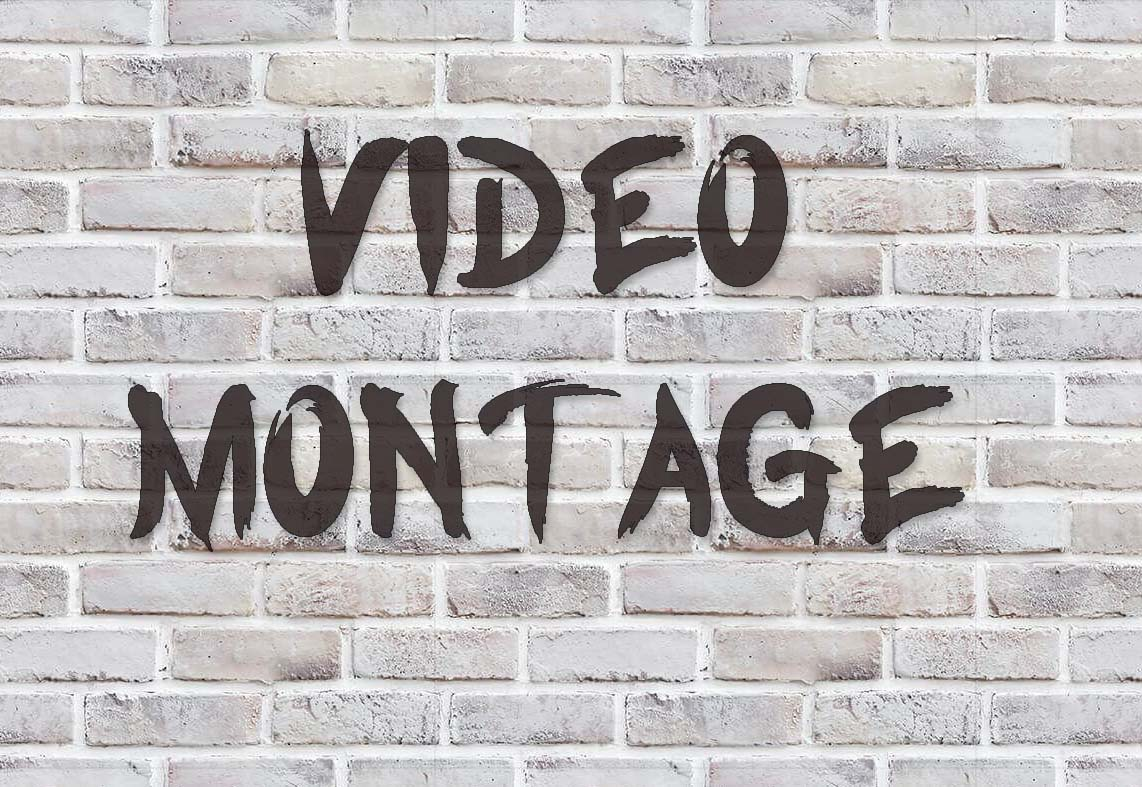 video montage,  videos up to 20 minutes long