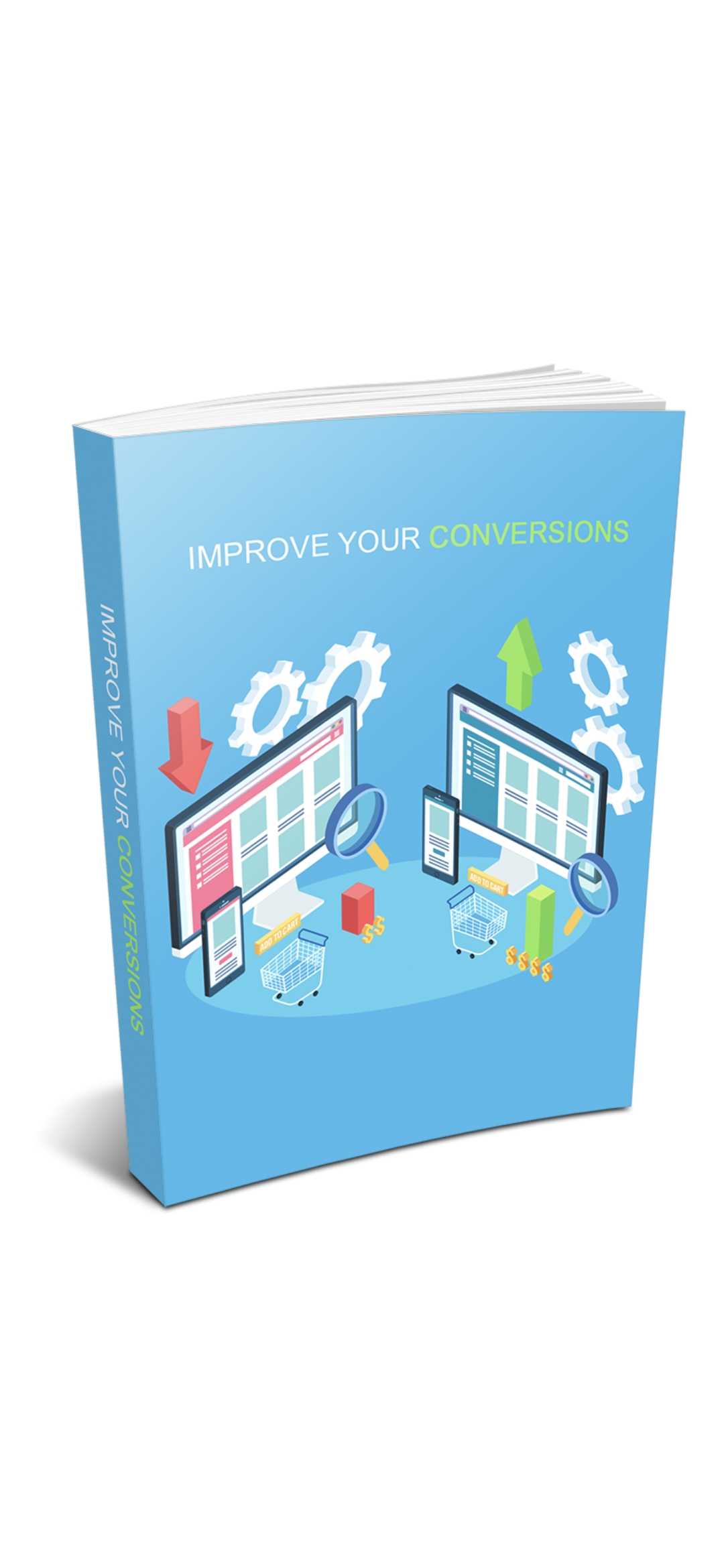 Improve your conversion for a success or to attract someone. It a game changer