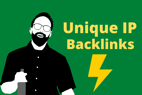 I will make DR 50+ 10 dofollow permanent homepage backlinks