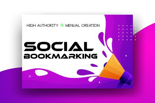 I will 50 create high quality SEO Social Bookmarking Backlinks