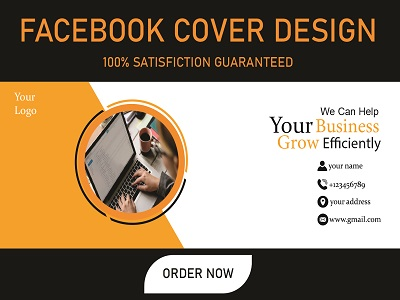 I will design unique 1 facebook cover photo or any social media cover photo