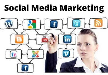 I will be your creative social media manager for your business
