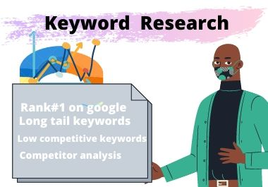 Best Keyword Research with Competitor Analysis