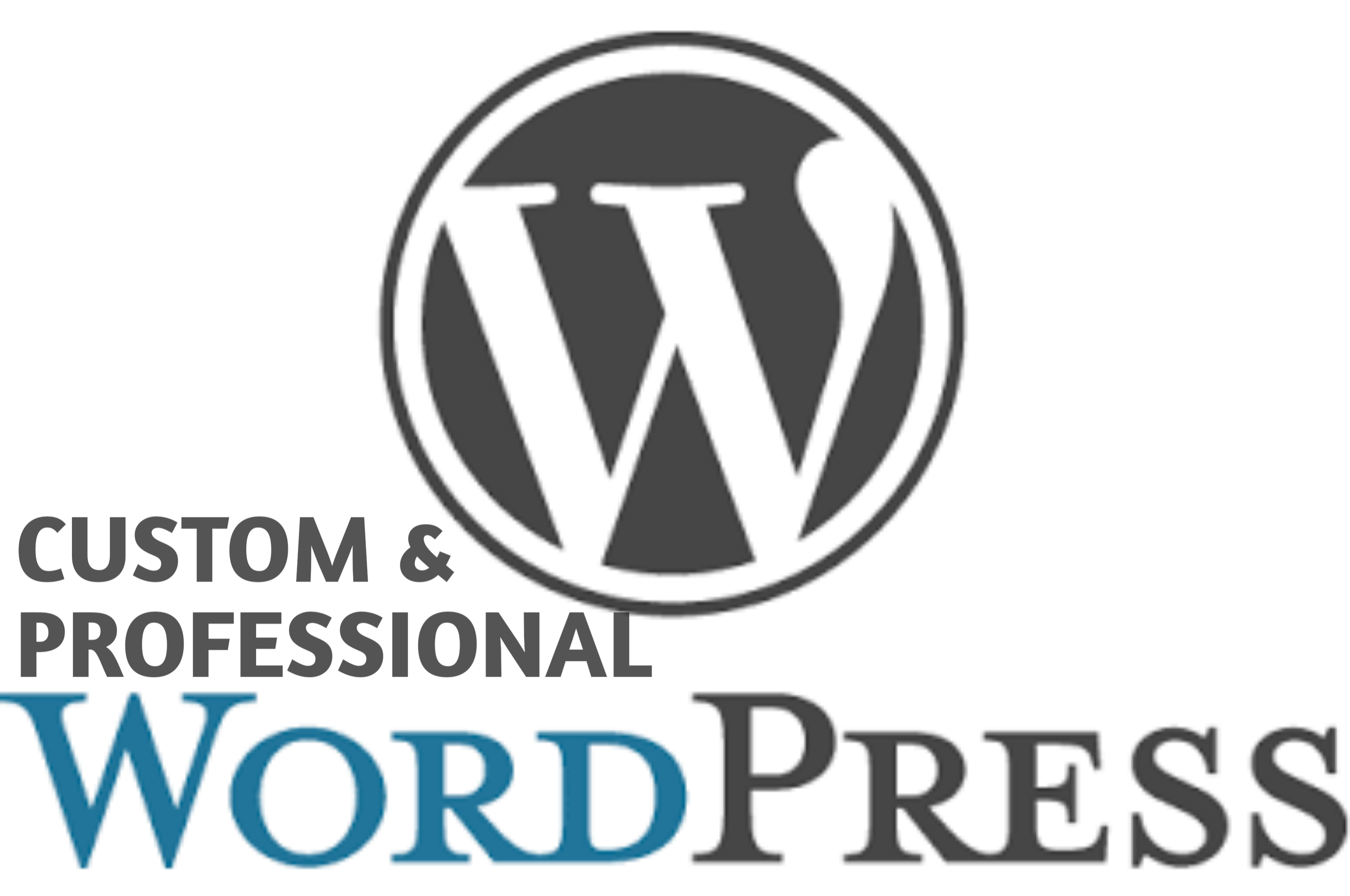 I will create,  design and fix WordPress website and blog