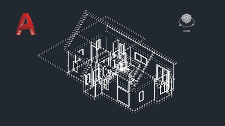 I do 2D/3D designing in AutoCAD,  also offering conversion of JPEG,  PDF house plan in CAD drawing