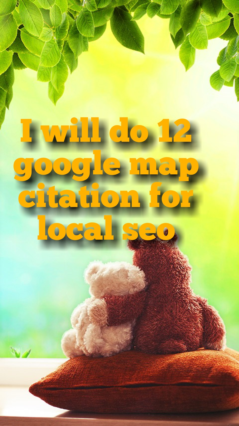 I will do 12 google map citation for local seo