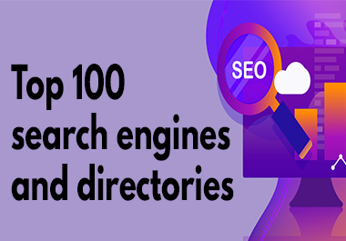 Submit website to top search engines and directories