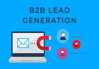 B2B lead generation and GEO targeted lead prospecting