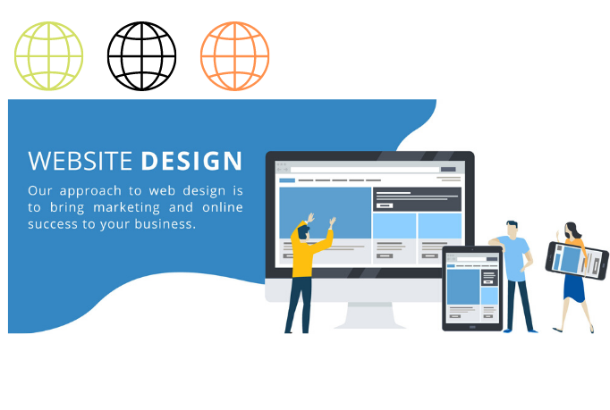 I will design html email template