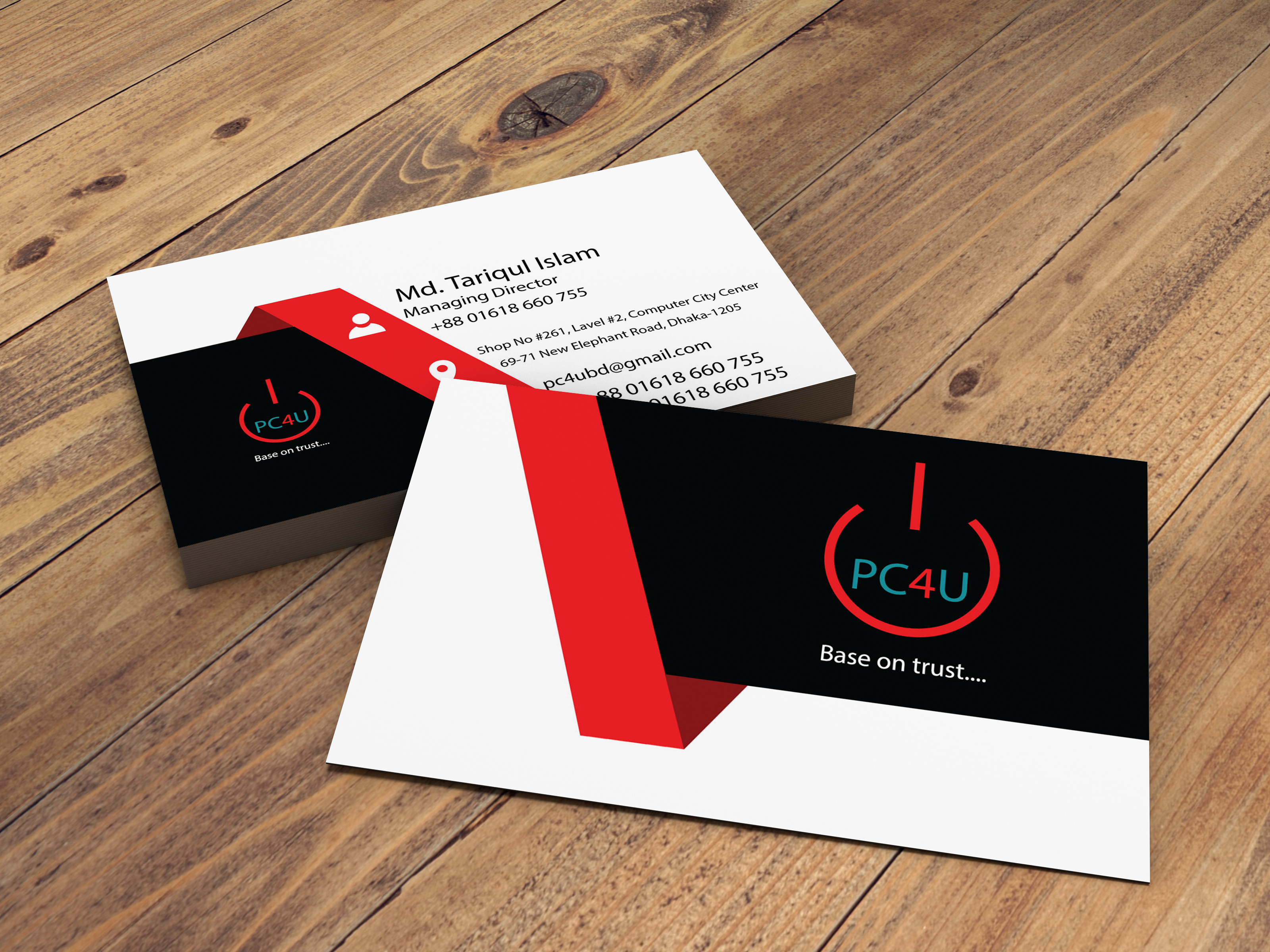 I will design modern and professional Business Card