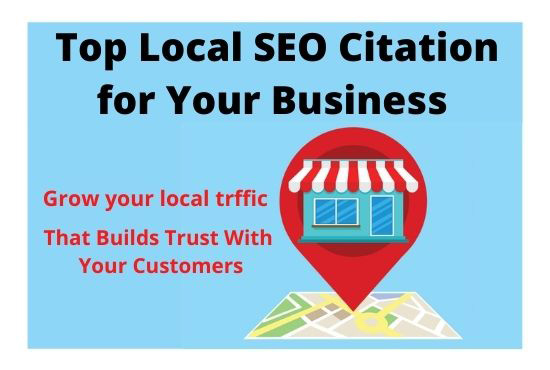 I will help to rank your business with 500 local citations and local listings