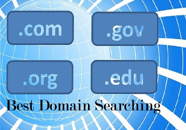 Find 5 Domain Names for Targeted Keyword