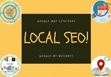 I will Local SEO and top rank on search engine