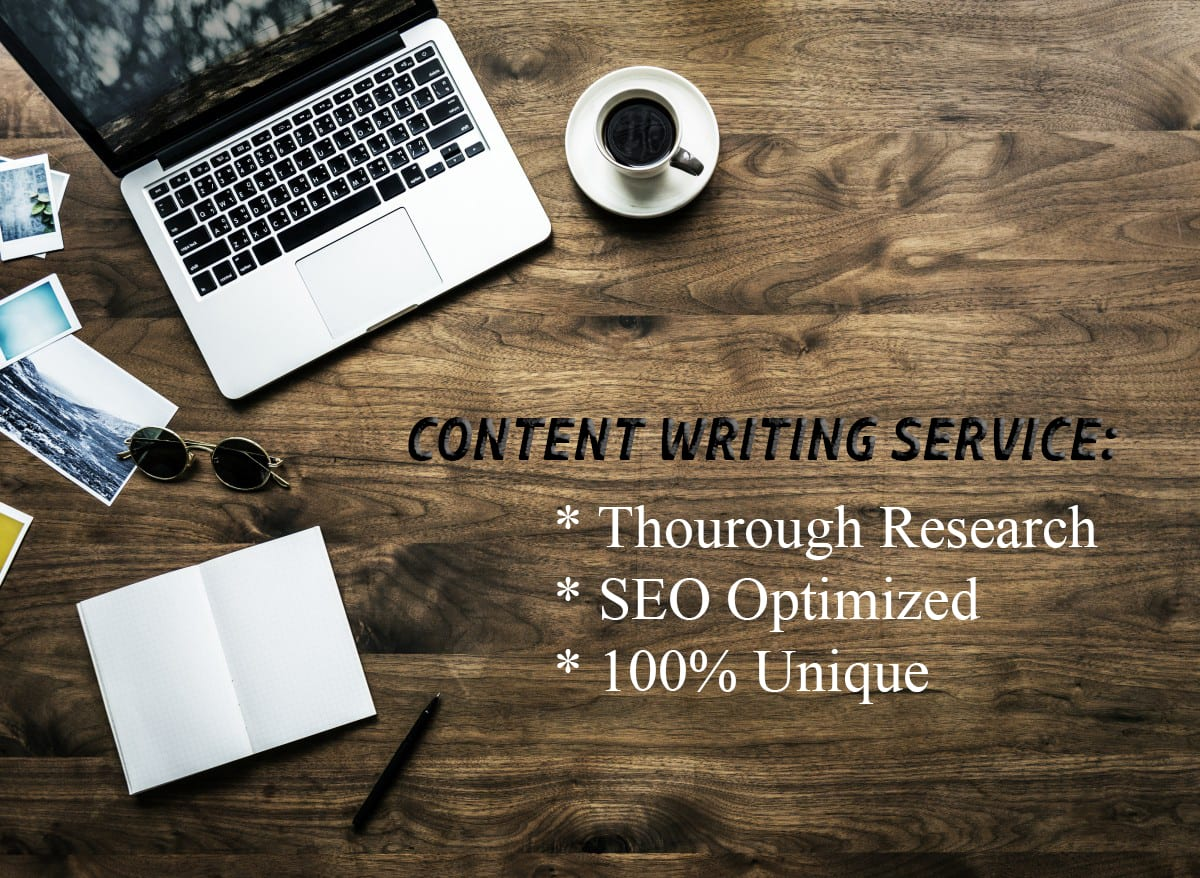 I will Write Plagiarism Free, SEO optimized content for you upto 3000 words