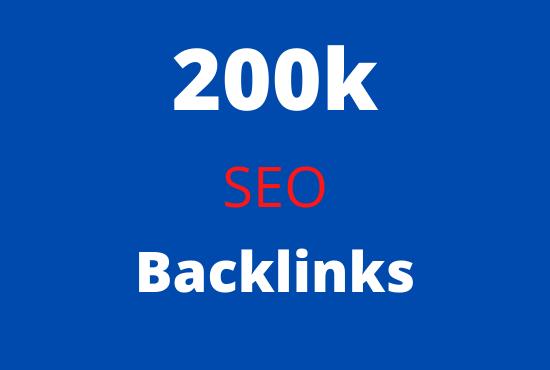I will 200,000 gsa ser backlinks, increase link juice, ultimate SEO