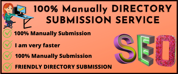 Create 100 SEO-Friendly Directory Submission Service