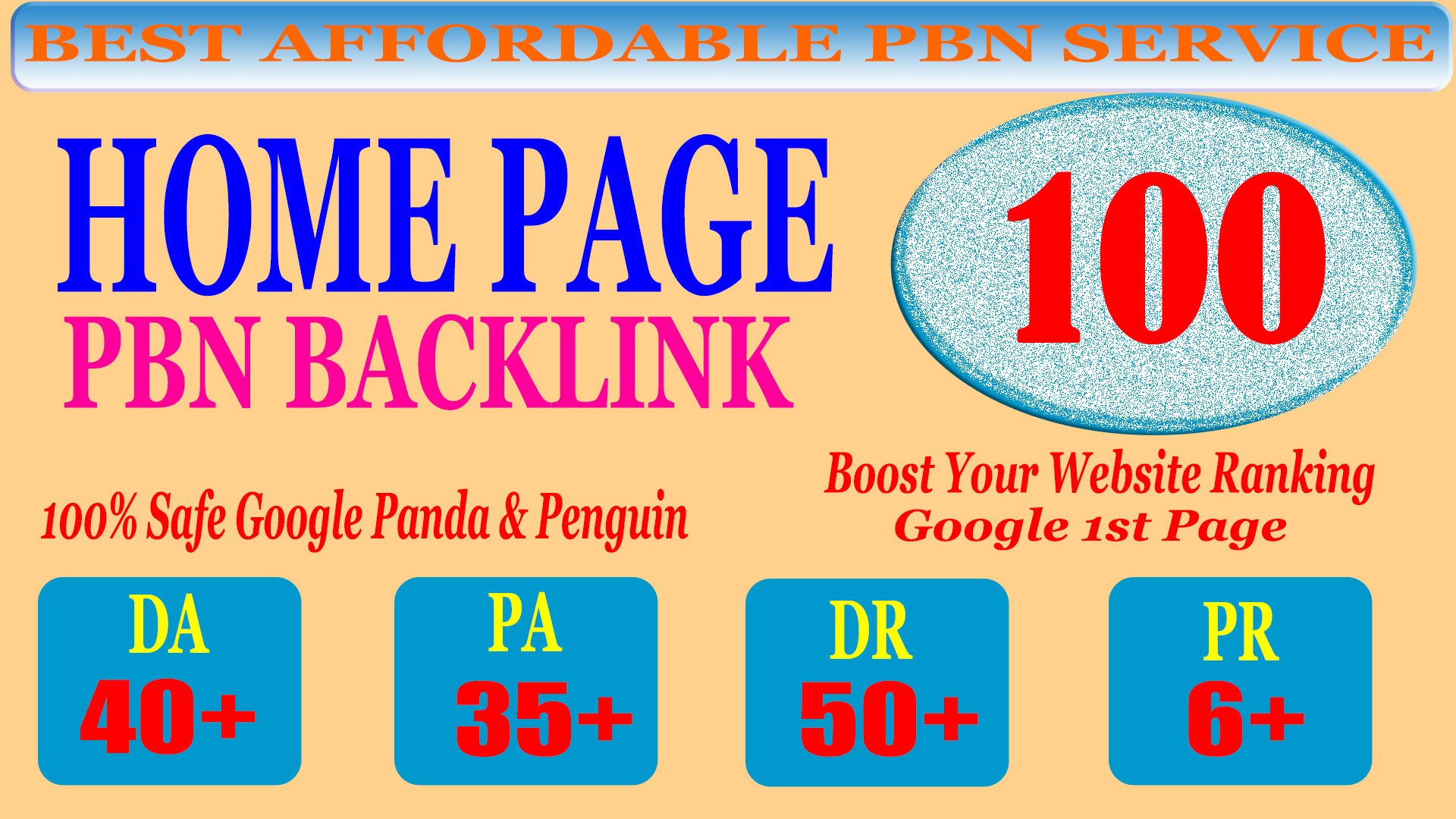 I will provied 100 Permanent WEB2.0 Backlinks With High DA PA TF CF Dofollow backLinks