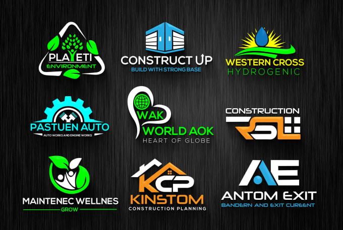 I will design modern and unique business logo design