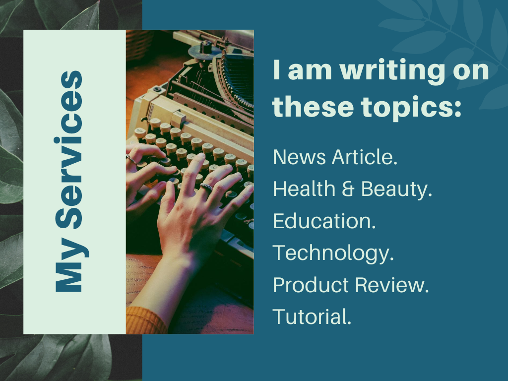Get an authentic & SEO friendly 500 words article for your website or blog