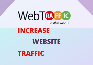 UNLIMITED and Genuine Real Human Website Visitors