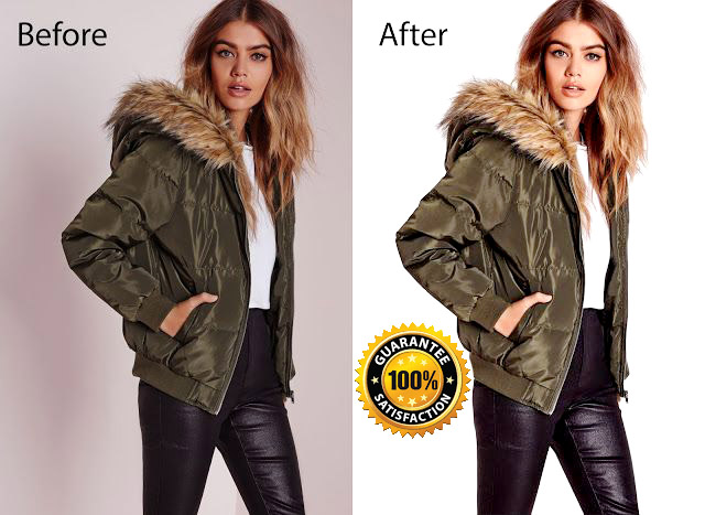 I will do photoshop editing and background removal professionally