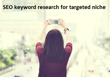 Depth seo keyword research for targeted niche