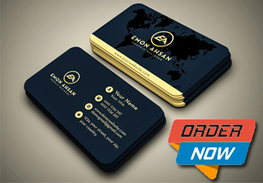 Offer for Professional Business Card Design new trends