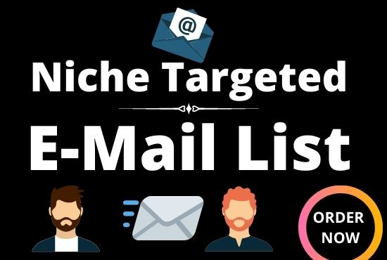 Email list and Lead Generation for Email Marketing