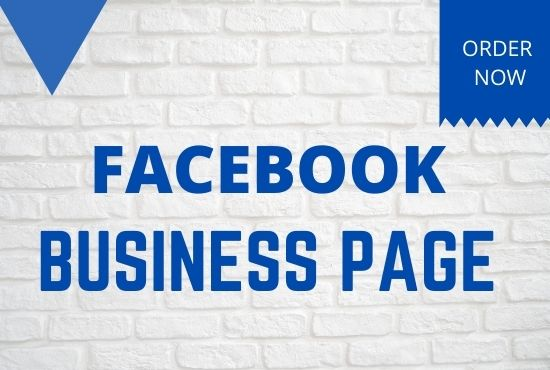 i will create setup design and optimize Facebook business page