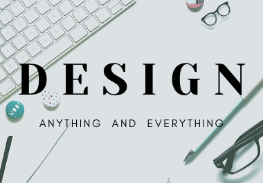 Let me take care of your designs.