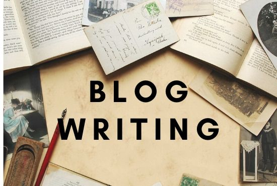 I will write well researched Blog