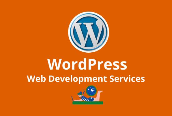 Expert WordPress website development And design