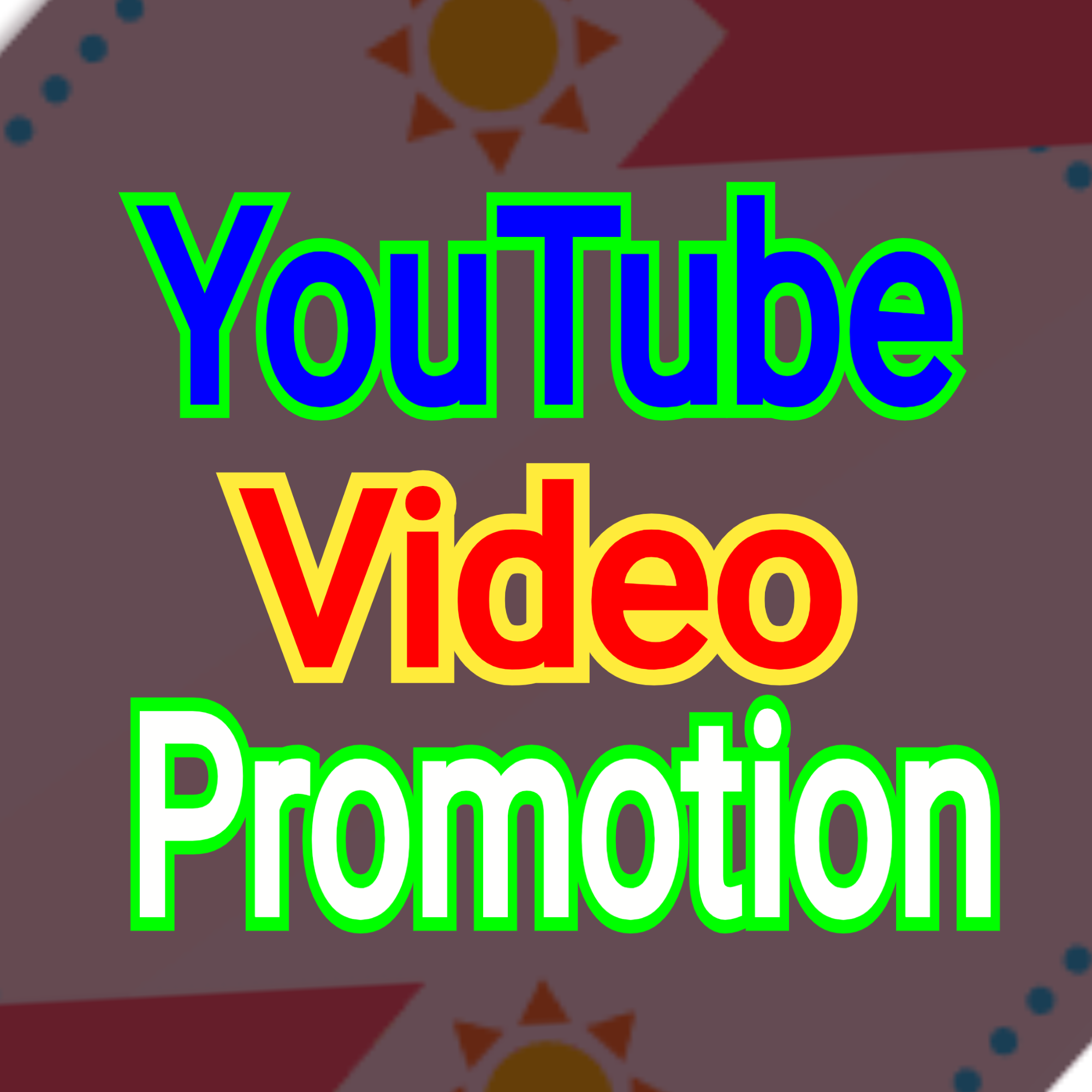 Organic YouTube Video Promotion Real And Safe Fast Delivery