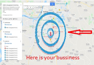 I will do 500 google maps citations for local business SEO