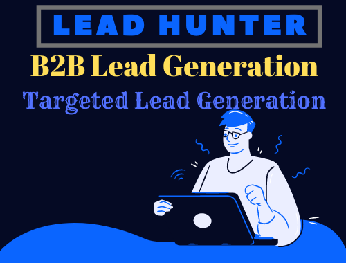 I'll Provide 50 Targeted b2b Lead generation & web research