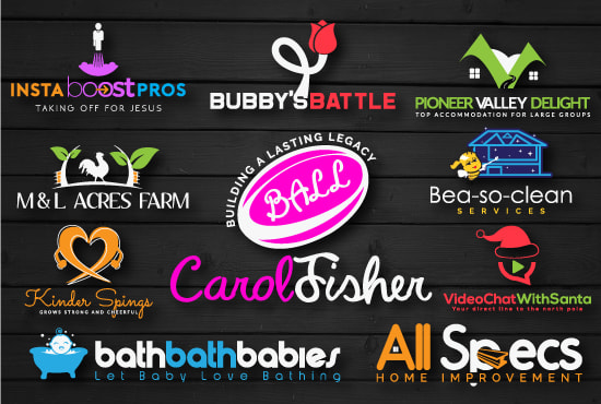 I will design an outstanding logo for you at your price