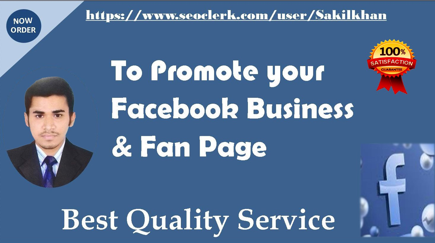 I will Create and Promote your Professional Facebook Business Page within a day