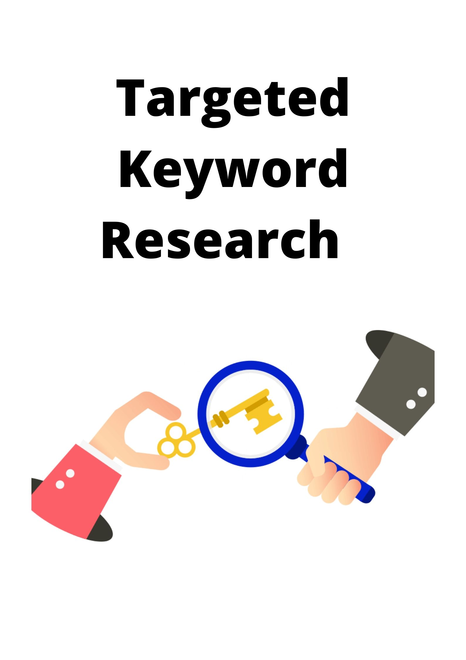 I will provide Keyword Research To Your targeted niche