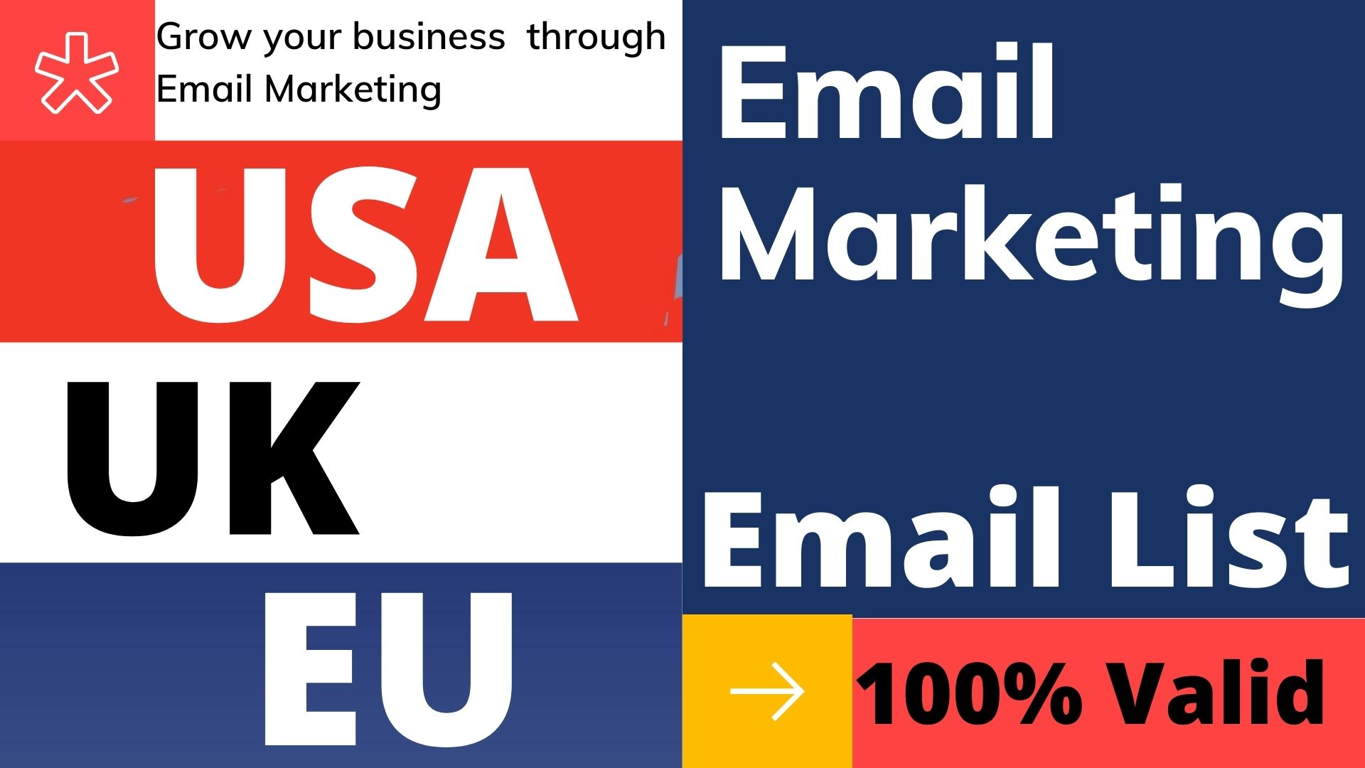 Provide 5k USA targeted niche based email list for you