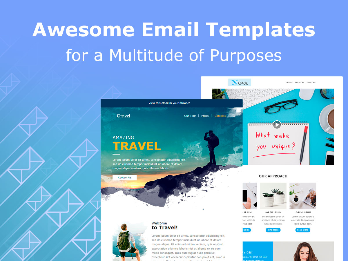 Do you need Exclusive Email Templates to develop Your Business