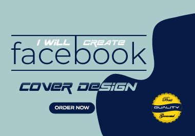 I will do unique Facebook Cover design for your business