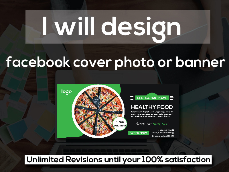 I will design social media cover or banner within 24 hours