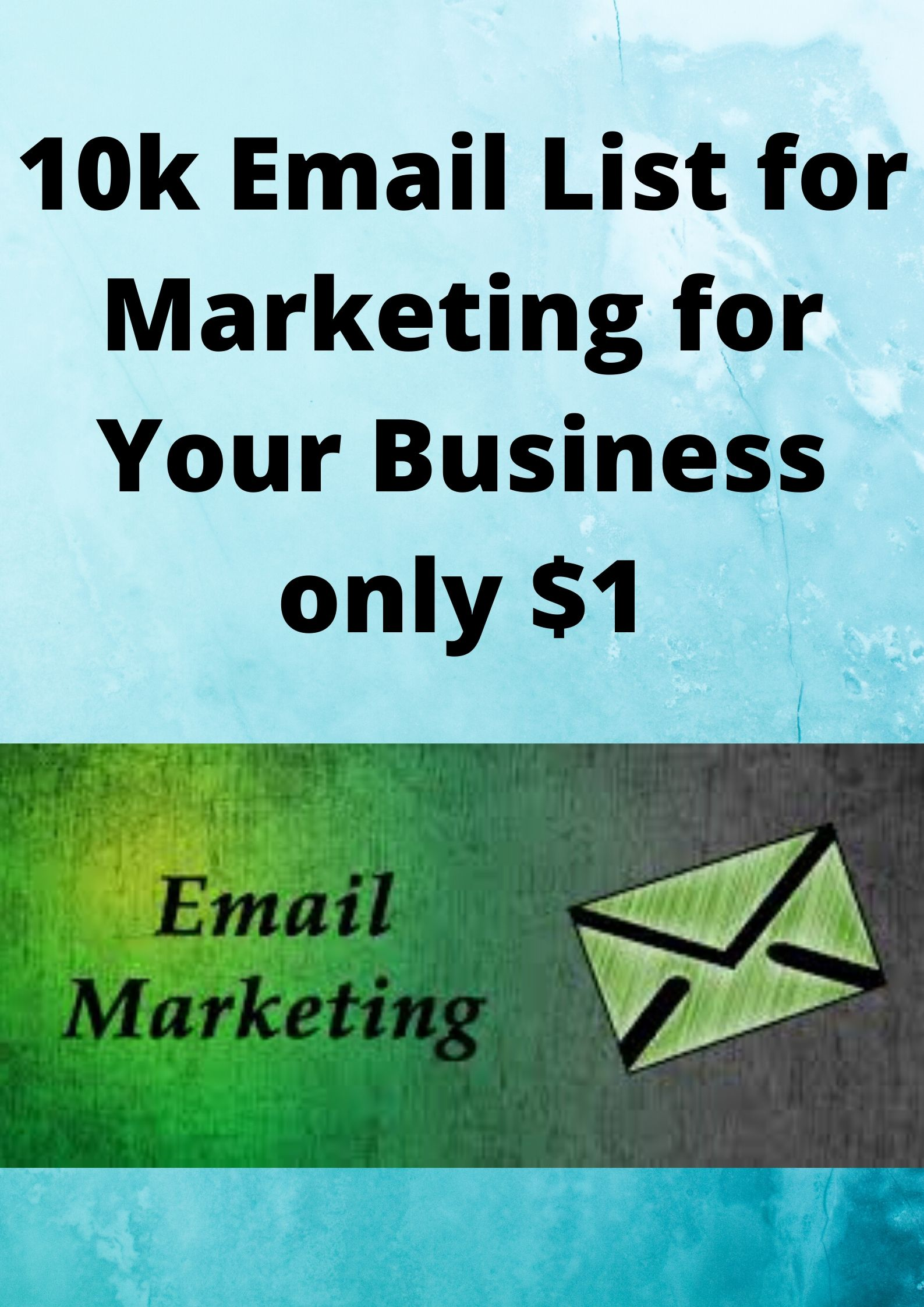 10k Email List for Improving your Business