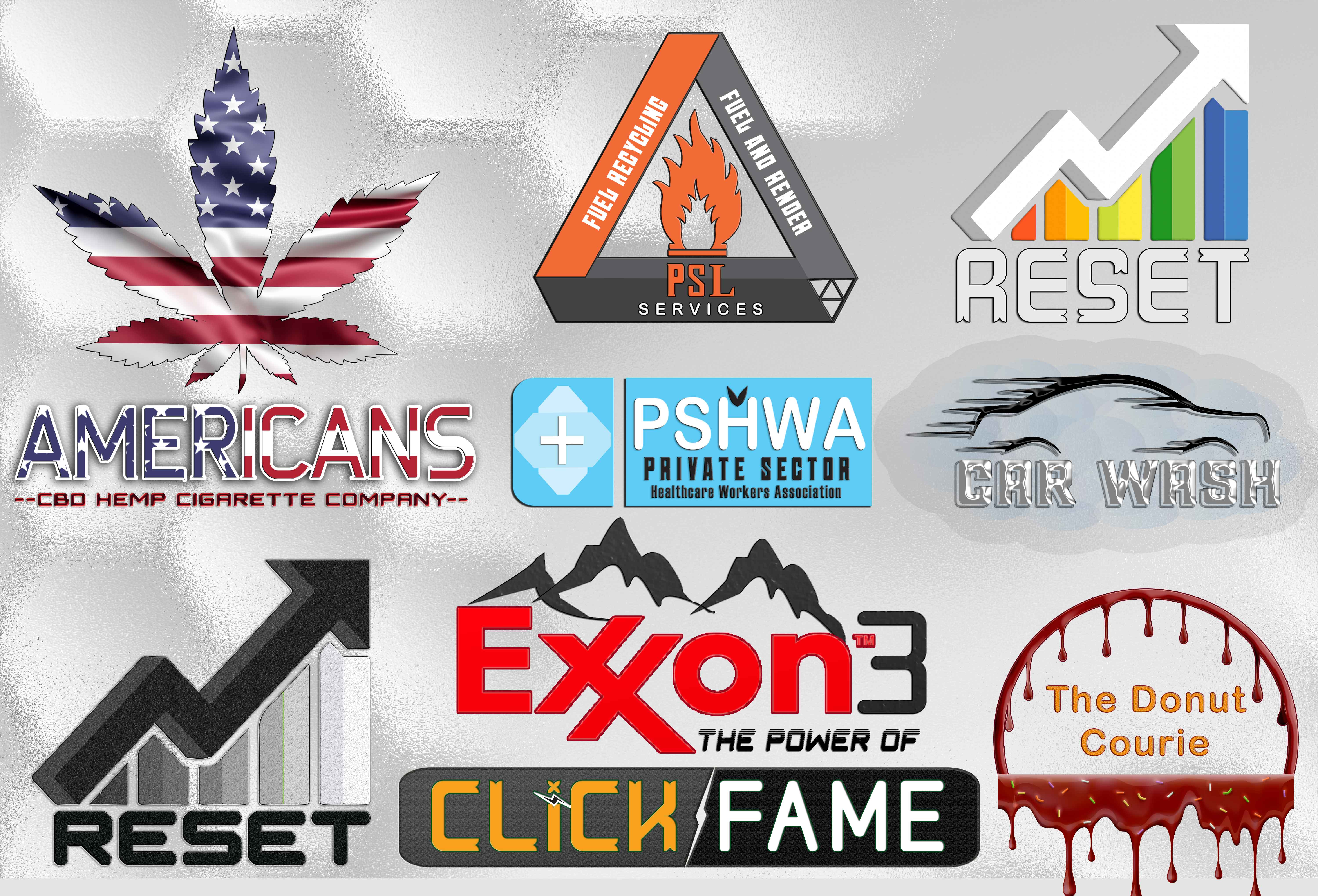I will provide professional and modern logo design for your valuable business