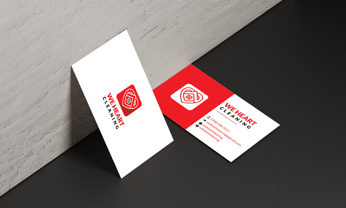 Our Studio will design professional business card and logo