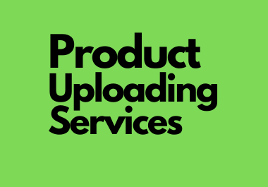 Upload Products In Shopify Store,  Shopify Product Upload